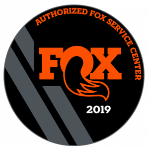 Logo Fox Service Center 2019